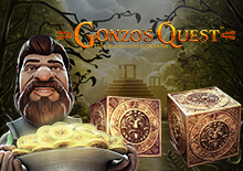 Gonzos Quest casinospill